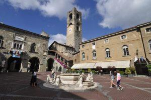 Scorcio di Piazza Vecchia